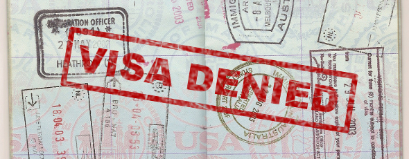 cohabitation visa denied